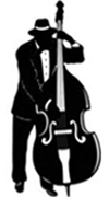 Sillouette Double Bass | Bassist | The Rooster | George London
